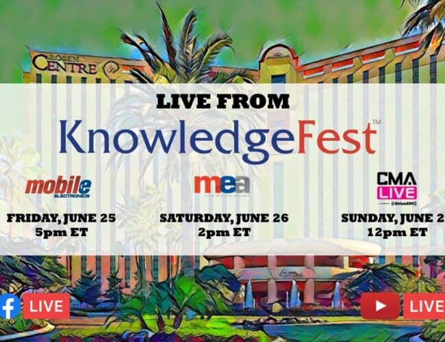 CMA LIVE from Knowledgefest Orlando