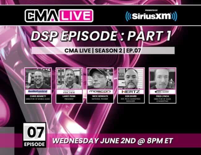 CMA LIVE | EP.7 | DSP Part 1