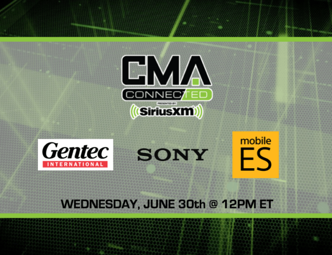 CMA CONNECTED | Sony Mobile ES