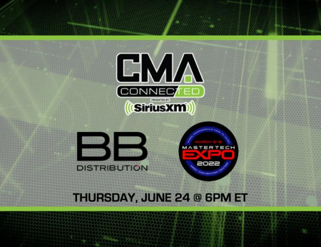 CMA CONNECTED | Mastertech EXPO