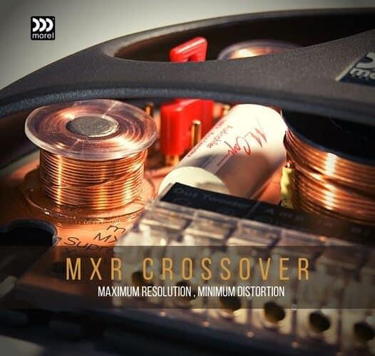 Product Spotlight   MXR crossover from Morel Hifi