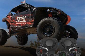 Product Spotlight | MTX THUNDER8 from MTX Audio
