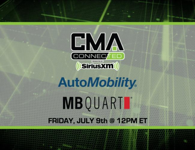 CMA CONNECTED | MB Quart