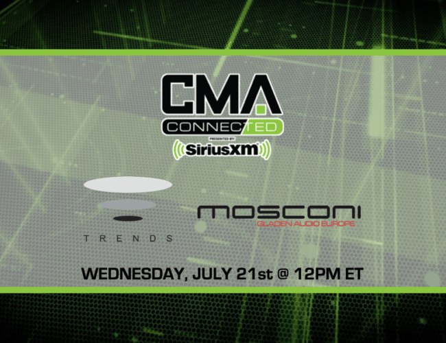 CMA CONNECTED | Mosconi DSP Part 2
