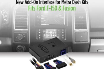 Product Spotlight | New Add-On Interface for Metra Dash Kits from Axxess