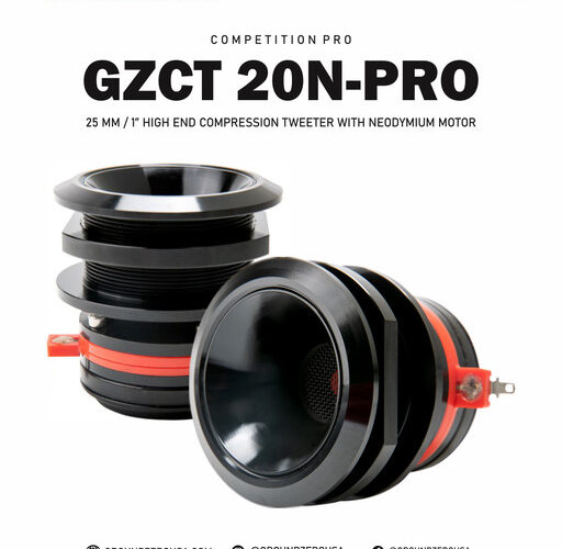 Product Spotlight | The Competition Pro Series from Ground Zero