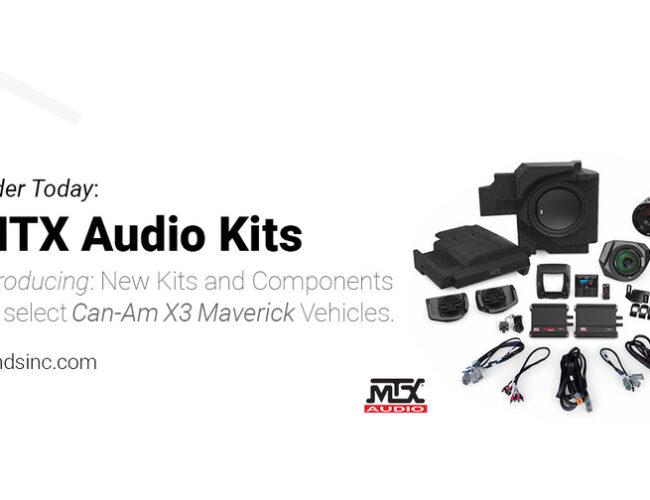 Product Spotlight  MTX Audio