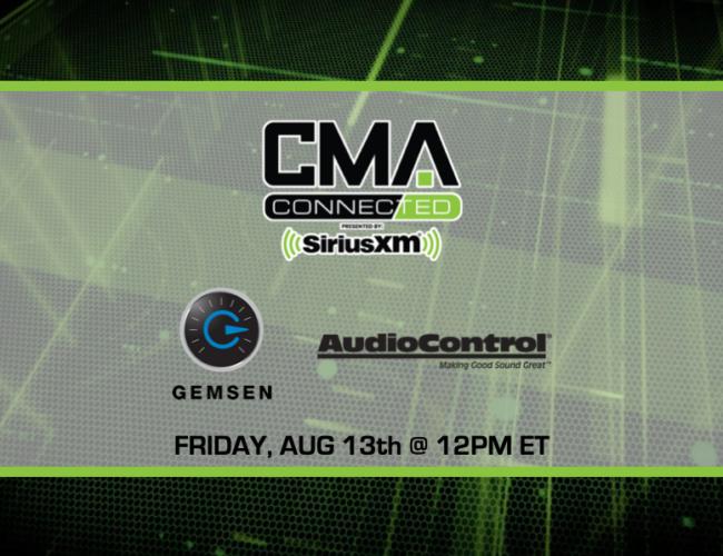 CMA CONNECTED   AudioControl Epicenter