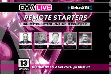 CMA LIVE | SEASON 2 | EP.13 | REMOTE STARTERS ROUNDTABLE