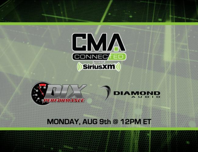 CMA CONNECTED | Diamond Audio