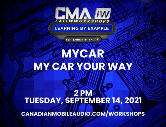 MyCar – My Car Your Way