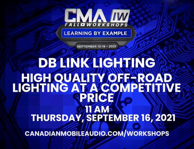 DB Link Lighting – High Quality Off-Road Lighting at a Competitive Price