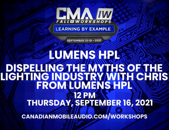 LUMENS HPL – Dispelling the Myths of the Lighting Industry with Chris from LUMENS HPL