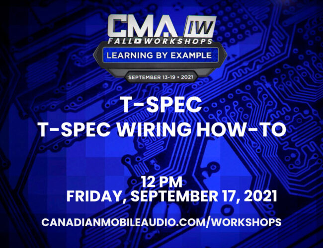T-Spec – T-Spec Wiring HOW-TO