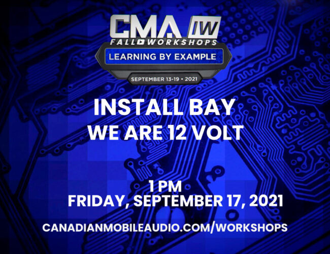 Install Bay – We are 12 Volt