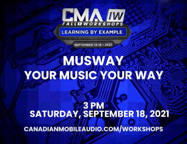 Musway – Your Music Your Way