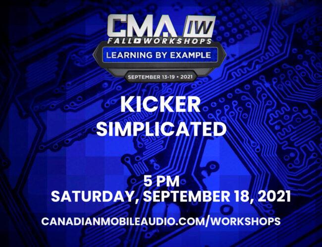Kicker – Simplicated