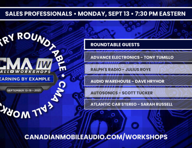 Industry Roundtable – SALES