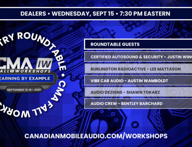 Industry Roundtable – Dealers