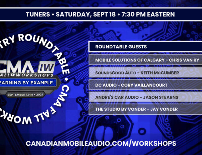 Industry Roundtable – Tuners