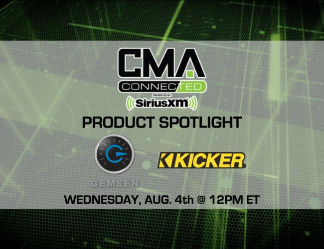 CMA CONNECTED | Kicker Key Technology