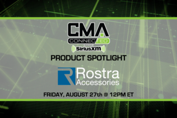 CMA CONNECTED | Rostra