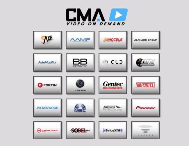 CanadianMobileAudio.com Launches CMA VOD Channels