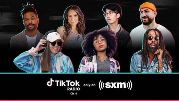 TikTok Radio' launches exclusively on SiriusXM