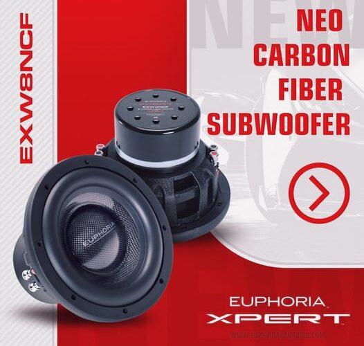 Product Spotlight | NEO Carbon Fiber Subwoofer from Euphoria