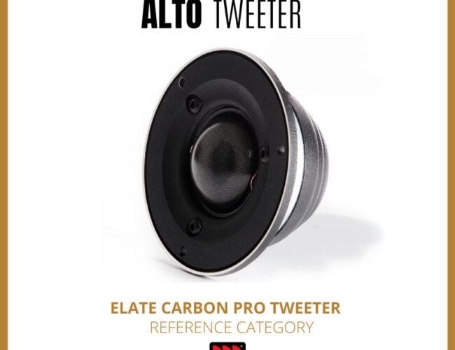 Product Spotlight | Elate Alto Tweeter from Morel