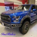 Inc Ridez | New Raptor