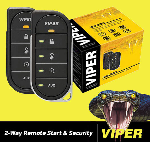 Product Spotlight |Viper LED 2-Way Remote Start & Security System