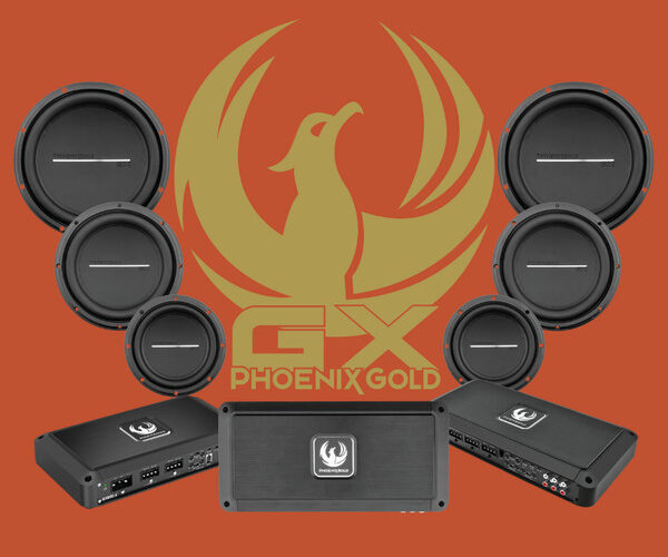 Product Spotlight | GX subwoofers and AMPs by Phoenix Gold