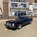 Audio Video Unlimited | 1977 Camaro from
