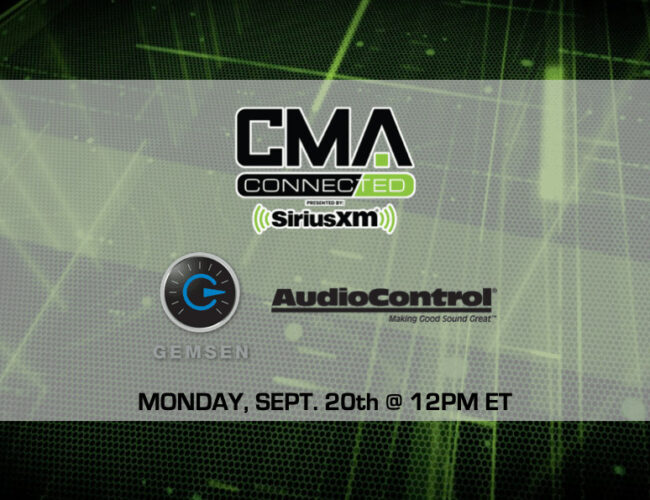 CMA CONNECTED | AudioControl Amplifiers