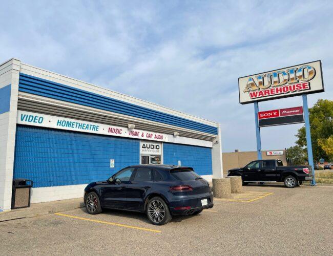 Audio Warehouse | DEALER PROFILE | Saskatoon, SK