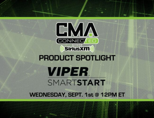 CMA CONNECTED | Viper