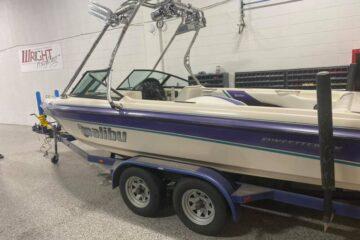 Wright Restyling | Malibu Boat