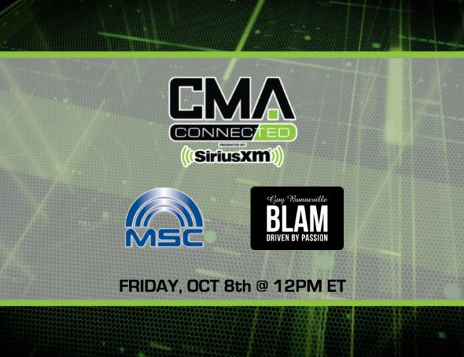 CMA CONNECTED | BLAM