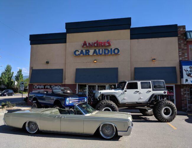 Andres Car Audio | DEALER PROFILE | Kelowna, BC