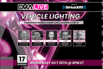 CMA LIVE | EP.17 | Vehicle Lighting