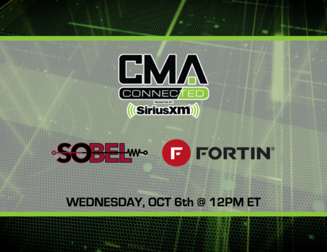 CMA CONNECTED | Fortin (V.F.)